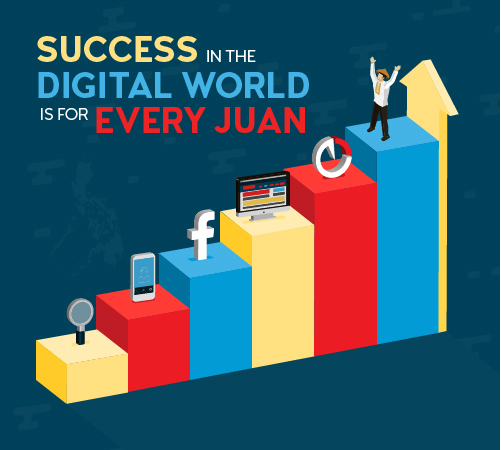 Success in the Digital World is for Every Juan